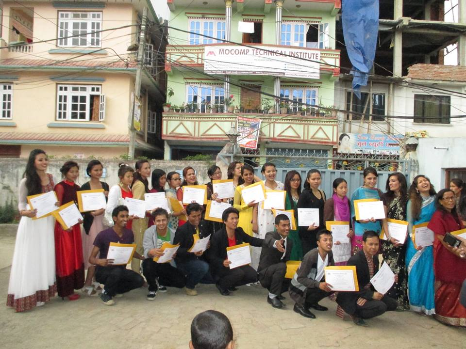 4th Batch of RJ Trainees of Good News Fm Radio